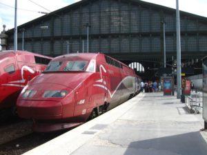 Economische schade Thalys door aanslagen lijkt mee te vallen