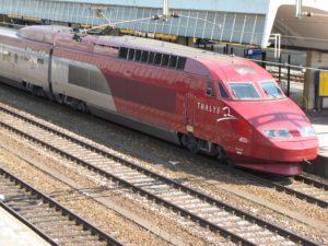 Italianen willen concurreren met Thalys Brussel – Parijs