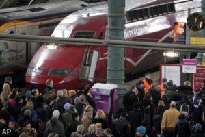 Treinverkeer België zwaar verstoord door NMBS staking: geen Thalys treinen