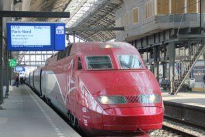 Woensdag 3 oktober geen Thalys door staking NMBS