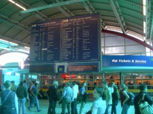 Utrecht Centraal in ochtendspits korte tijd ontruimd