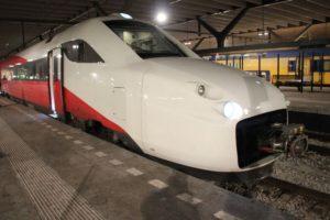 AnsaldoBreda: Wij maakten een perfecte trein