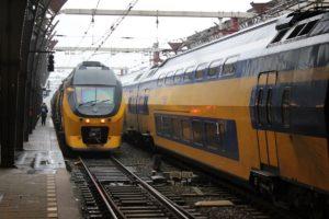 NS koopt nieuwe treinen niet meer via Ierland
