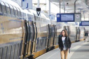Goedkope treinkaartjes via Albert Heijn (voorjaar 2014)