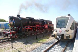 Na 57 jaar weer reizigerstreinen naar Veendam