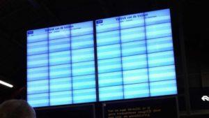 Storing Utrecht legt treinverkeer lam