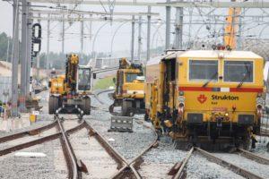 Spoorwerkzaamheden Den Bosch tijdig afgerond