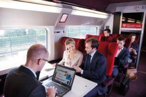 Ook bij overmacht compensatie voor treinreizigers