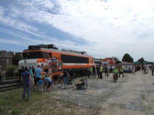 Spoor Zwolle bestaat 150 jaar