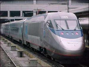 Amtrak biedt schrijver inspirerende plek