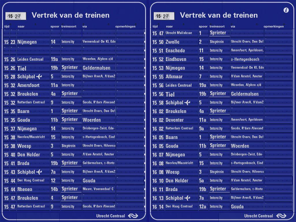 Bad Credit Loan Lenders >> App vervangt blauwe bord Utrecht