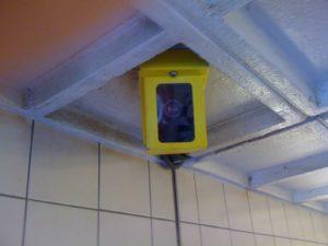 Meer camerabewaking op treinstations