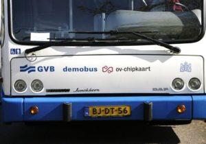 Amsterdam gaat OV-chipkaart bevorderen door acties