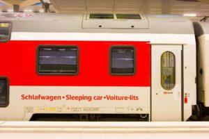 Mogelijk nieuwe nachttrein Brussel – Stockholm