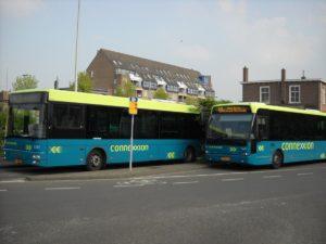 Restaurantrekening geldig als buskaartje bij Connexxion