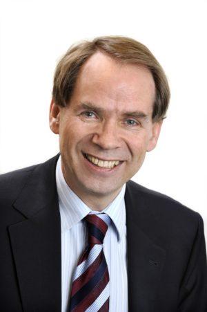 Benoeming Engelhardt Robbe tot directeur NS