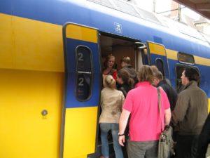 Urenlange seinstoring ontregelt treinverkeer Den Haag-Rotterdam