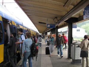 Rechtszaak over doorgespeelde reisgegevens studenten