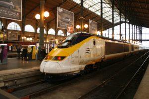 Eurostar verkoopt treinkaartjes in samenwerking met DB