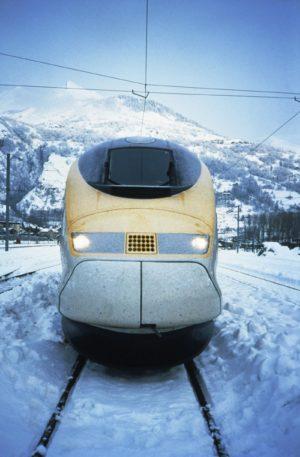 Ook Eurostar rijdt niet meer door sneeuw