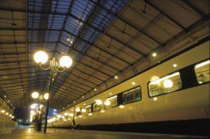 Eurostar en Thalys nog steeds plat
