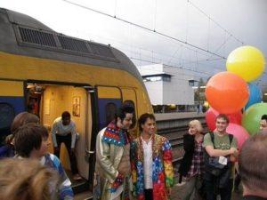 Dienstregeling Nijmegen aangepast door Vierdaagsefeesten