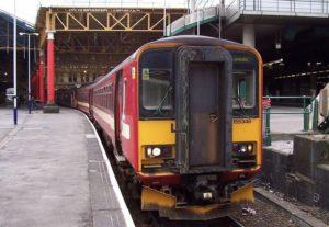 NS-dochter verzorgt spoorvervoer Olymische Spelen Londen