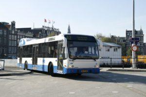 Stads- en streekvervoer krimpt 5 procent
