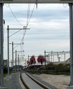 Trein door rood nabij Zwolle zorgt voor veel hinder