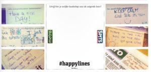 Metro en Spits: Vrolijker OV met happylines