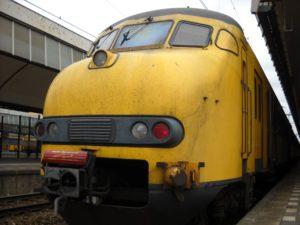 NS: Geen gezondheidsrisico bij chroomverf treinen