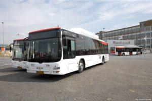 HTM rijdt op aardgas en opent grootste snelvulstation in Europa