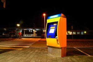 Rover wil opheldering NS over weghalen kaartautomaten