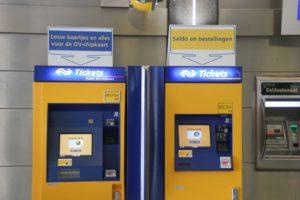 Betalen met creditcard mogelijk bij grootste deel kaartautomaten