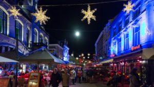 Kerstmarkt Valkenburg goedkoop per trein