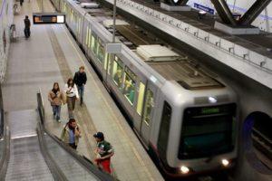 Verdacht pakket metro Rome was geen bom