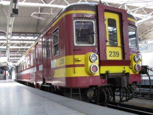 België per trein – Belgische spoorwegen NMBS