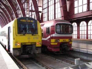 300 treinen op de tocht bij de NMBS