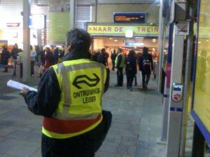 Treinverkeer Utrecht Terwijde kort gestremd door verdacht pakket