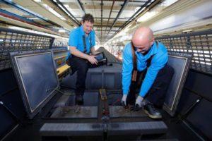 Defecte treinen sneller gemaakt daardoor meer zitplaatsen
