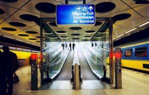 Cruciale fouten bij rokende trein Schipholtunnel