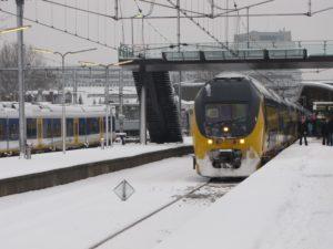 Winterdienstregeling op donderdag 29 januari