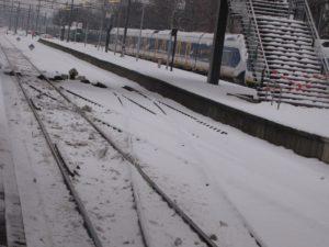Ook koperdieven zorgen voor problemen op het spoor