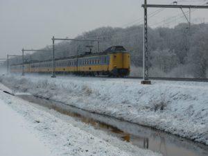NS: Aangepaste dienstregeling ook woensdag nodig – 23 januari