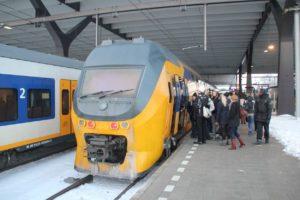 ROVER vindt treinen te vol en wil duidelijkheid winterhard spoor