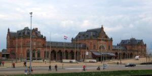 ProRail meet reizigersstromen via mobieltje in Groningen