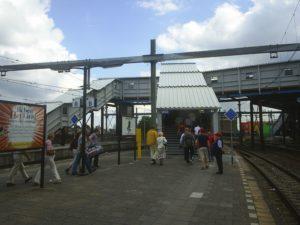 ProRail maakt stations veiliger voor slechtzienden