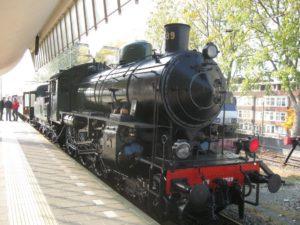 Spoorsector viert 175 jarig bestaan met publieksfestival