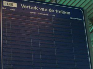 Vertraging rond Weesp en Roosendaal