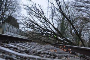 Regeling geld terug bij vertraging ook van toepassing tijdens storm
